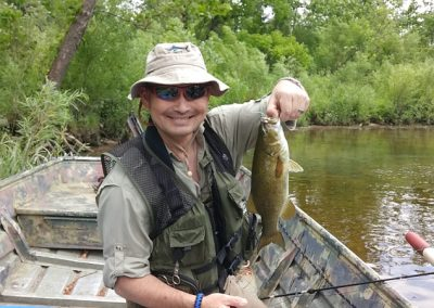 john-fishing