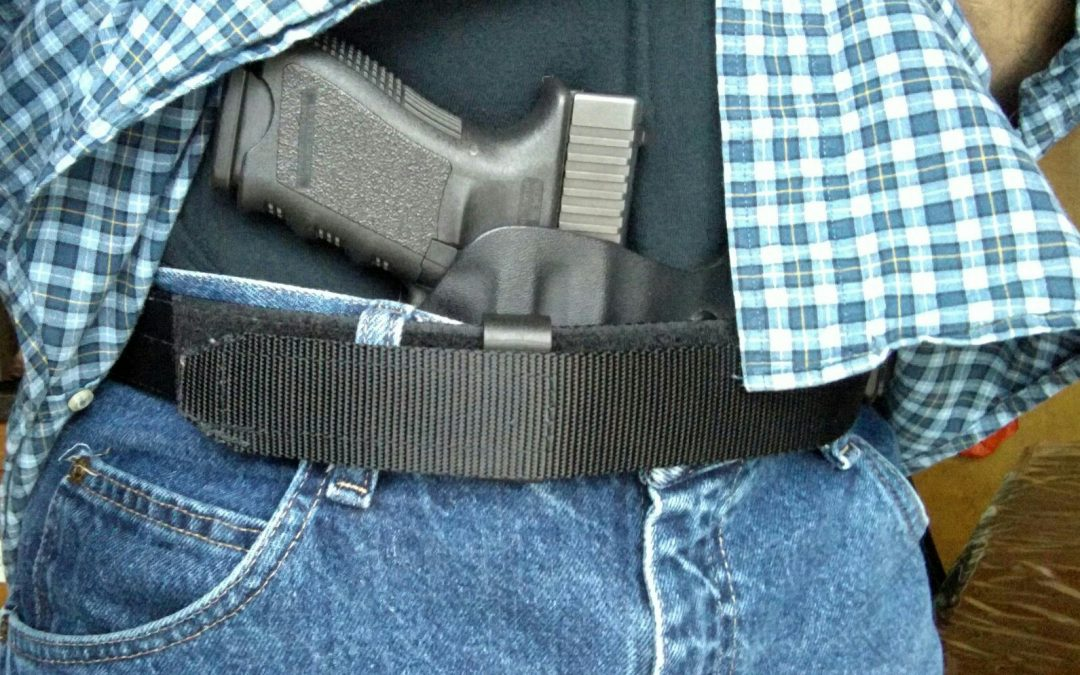 Is gun ownership dangerous?  It can be if you do not train… and/or if you are stupid