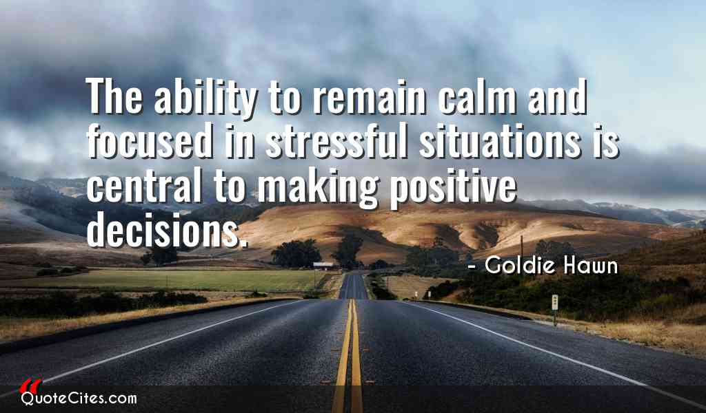 Are you or your staff prepared to handle stress properly?